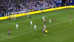 Supercopa de Europa 2018: Gol de Koke (2-4) en el Real Madrid 2-4 Atlético