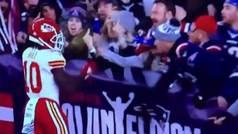 Sin tonterías en la NFL: Por esto te busca la Policía y te sancionan de por vida