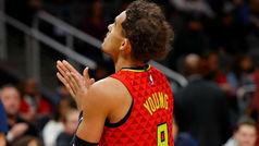 El sentido tributo de Trae Young a Kobe Bryant con una formidable actuación