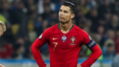 Portugal tropieza en Ucrania (2-1) y se deja deberes camino a la Euro 2020