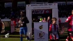 Copa del Rey (segunda ronda): Resumen y gol del Zamora 0-1 Mallorca