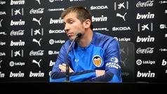 """Celades:""""que yo sepa, Rodrigo no se ha despedido del vestuario"""""""
