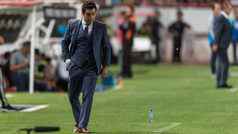 """Michel Leaño: """"Me perfora el hígado que nos hagan gol"""""""