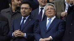El Atlético se suma al Barça y al Espanyol y anuncia un ERTE