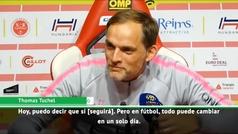 """Tuchel y su futuro en el PSG: """"Hoy sigo, pero en fútbol todo puede cambiar"""""""