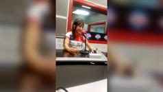 """Sandra Sanchéz: """"Goku ha hablado conmigo, ahora sí que tengo el poder"""""""