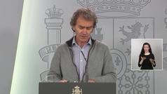 Fernando Simón, positivo en coronavirus a la espera de confirmar diagnóstico