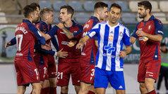 Copa del Rey (Primera eliminatoria): Resumen y goles del Lorca 0-3 Osasuna