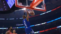 Solo es posible en un All Star: el alley-oop culminado por Chris Paul