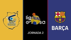 Gran Canaria 64-82 Barcelona