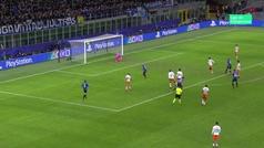 Gol de Freuler (3-0) en el Atalanta 4-1 Valencia