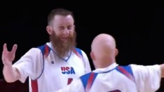 El Curry de los Juegos Especiales: Triple viral desde más de 22 metros