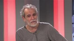 Willy Toledo no deja títere con cabeza en MARCA en la promoción de 'El rey'