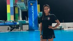 Paola Espinosa presumen el ambiente en la Villa Centroamericana en Barranquilla 2018