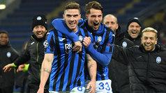 Champions League (Grupo C): Resumen y goles del Shakhtar 0-3 Atalanta