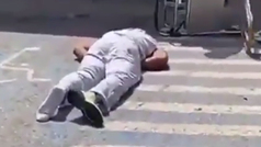 El guardaespaldas del rapero Future, brutalmente agredido en Ibiza