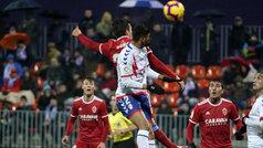 LaLiga 123 (J22): Resumen y goles del Rayo Majadahonda 2-2 Zaragoza