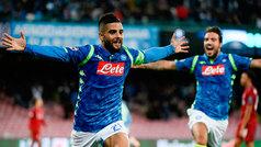 Champions League (J2): Resumen y gol del Nápoles 1-0 Liverpool