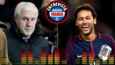 """Luis Fernández, en Radio MARCA: """"Neymar ha decidido quedarse en el PSG"""""""