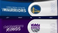 Los Warriors siguen invictos en otra noche de récord para Curry
