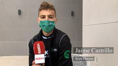 """Jaime Castrillo, el 'renacer del hijo pródigo: """"Llega la hora de ganar carreras"""""""