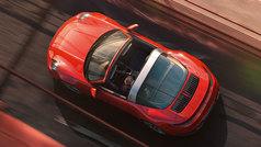 Porsche Targa 2020: el 911 con más encanto