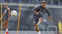Hazard se rompe: lesionado con el Real Madrid