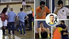 Luto en el fútbol sala portugués: un jugador fallece en pleno partido