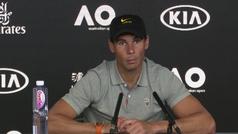 """Nadal: """"Crecí viendo los títulos de NBA de Kobe Bryant y Gasol. Es una catástrofe"""""""