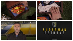 """Superman Buffon regresa al Parma a sus 43 años: """"I'm back"""""""
