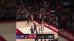 Así de bien se lo pasan los Lakers: ganan y se divierten