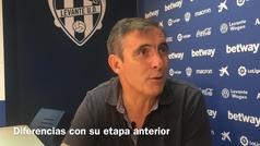 """Manolo Salvador: """"Antes las condiciones económicas del Levante te daban lugar a fallar, ahora no"""""""