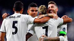 Champions League (J1): Resumen y goles del Real Madrid 3-0 Roma