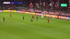 Gol de Lewandowski (2-0) en el Bayern 3-0 Estrella Roja