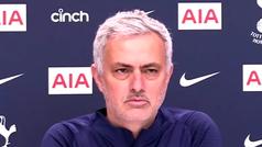 Mourinho asegura que aún no han discutido sobre quedarse con Bale el año que viene