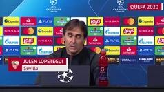 """Lopetegui: """"Nos espera un partido durísimo en Krasnodar"""""""