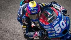 Tragedia en Moto3: muere Jason Dupasquier