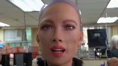 Sophia, el robot que ayudará contra la pandemia cuidando de enfermos por coronavirus