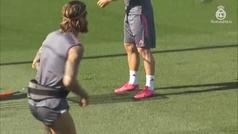 El Real Madrid se entrenará hasta el miércoles en Valdebebas con la mente puesta en el City