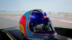 Alonso vuelve