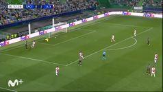 Gol de Paulinho (1-2) en el Sporting Portugal 1-5 Ajax