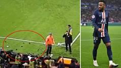 ¡Qué barbaridad! A Neymar le cae la mundial desde la grada