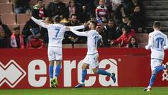 LaLiga 123 (J25): Resumen y gol del Granada 0-1 Deportivo