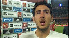 """Parejo rompe a llorar tras ganar la Copa: """"El Valencia se merece alegrías como esta"""""""