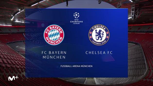 Champions League (octavos, vuelta): Resumen y goles del Bayern 4-1 Chelsea