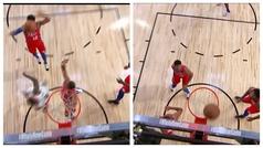 ¡A Lillard le sale todo!, la autocanasta tonta tras el regreso de la NBA
