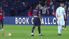 Sale a la luz la escena completa entre Neymar y Álvaro: casi se van fuera del campo...