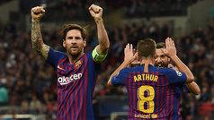 Champions League (J2): Resumen y goles del Tottenham 2-4 Barcelona