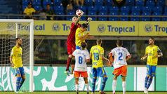 Copa del Rey (segunda ronda): Resumen y goles del Las Palmas 1-2 Rayo Majadahonda