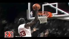 Una de las jugadas icónicas de Jordan cumple 29 años